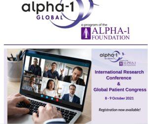 locandina meeting alpha1 foundation